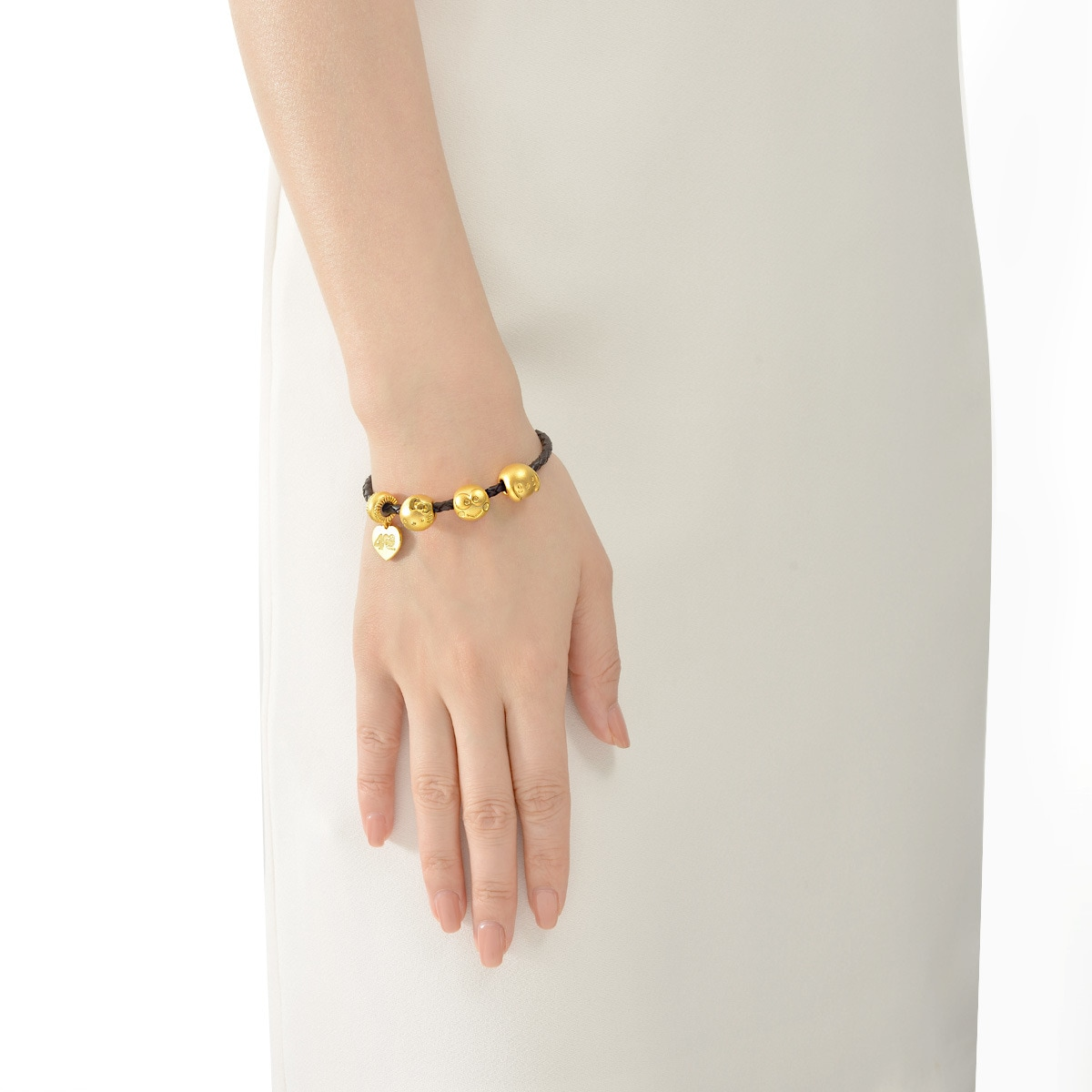 Sanrio \'Hello Kitty\' 999 Gold Bracelet | Chow Sang Sang Jewellery ...