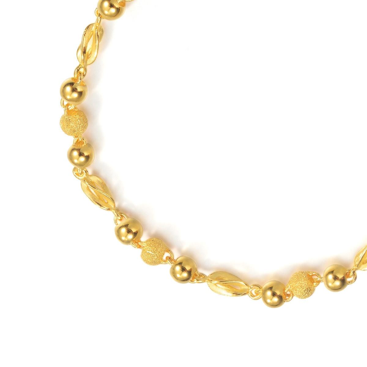 9999 Gold Bracelet Chow Sang Sang Jewellery eShop