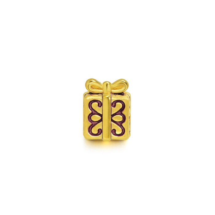 'Love Moments' 999 Gold Charm