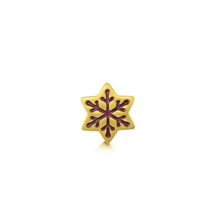 'Fairytales' 999 Gold Charm