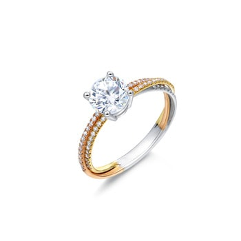 Celebrate Love All Chow Sang Sang Jewellery